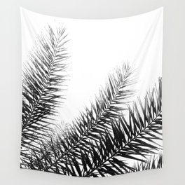 BW Palms Wall Tapestry
