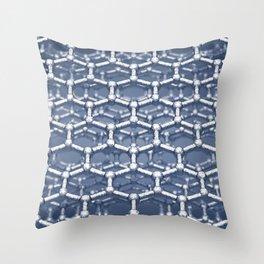 Nanotechnology Throw Pillow