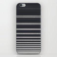 Black And White Stripes // Zebra Pattern Photography iPhone & iPod Skin