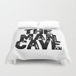 Man Cave 2 Duvet Cover