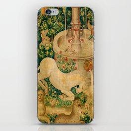 The Unicorn is Found iPhone Skin