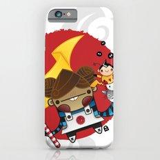Chestnut + Kiiroihankachi cause we will not forget!!! Slim Case iPhone 6s
