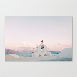 Not just another ocean picture Canvas Print