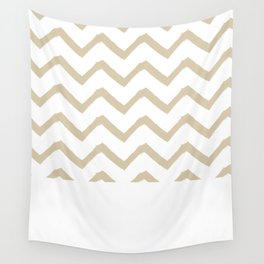 Dusk Waves Wall Tapestry