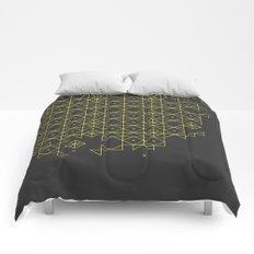 Gold&grey Comforters
