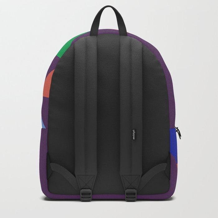 Pyramid Backpack