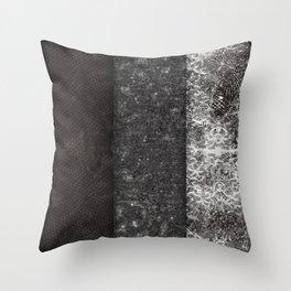 Triple Throw Pillow