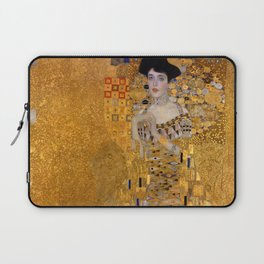 Bloch Bauer by Gustav Klimt Laptop Sleeve