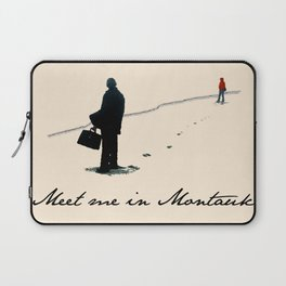 Meet Me In Montauk Laptop Sleeve