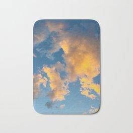 Clouds_002 Bath Mat