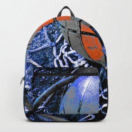 basketball print variant 3 Backpack