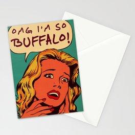 I'M SO BUFFALO Stationery Cards
