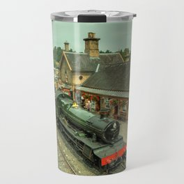 Bradley Manor at Arley Travel Mug
