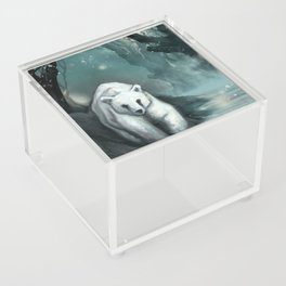 Spirit Bear Acrylic Box