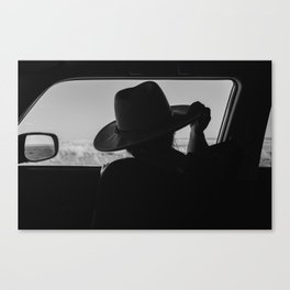 West Texas Explorer Canvas Print