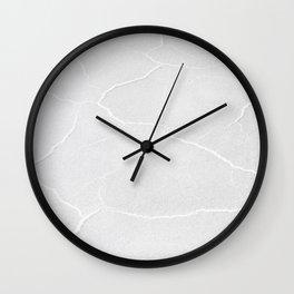 Surface #6 Wall Clock