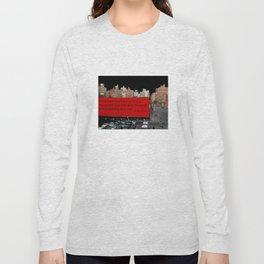 Soon-Park-Car Long Sleeve T-shirt