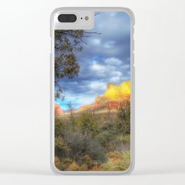 Sedona, Arizona Clear iPhone Case