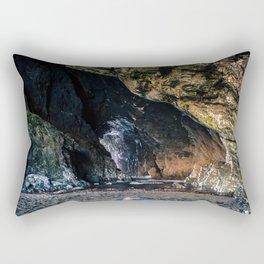 Under Tintagel Castle Rectangular Pillow