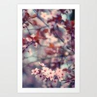 Spring flush Art Print