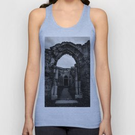 Shadows of the past Unisex Tank Top