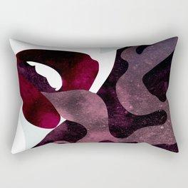 Velvet Noir Rectangular Pillow