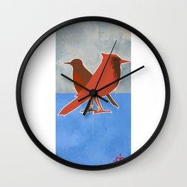 C A R D I N A L Wall Clock