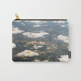 Eggy Clouds - Sunny side up Carry-All Pouch
