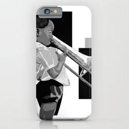 Jazz baby iPhone Case