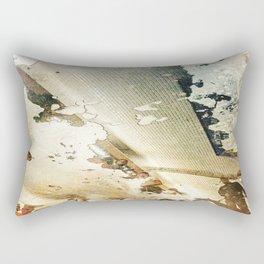 Gard Du Nord Metro Madness Rectangular Pillow