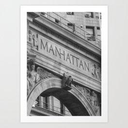 Old NY Art Print
