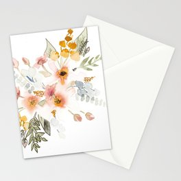 Your Mind Is Garden Stationery Cards