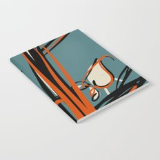 Birds in a tree 2 Notebook