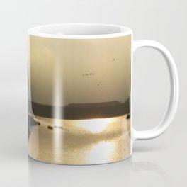 Golden Light - JUSTART © Coffee Mug