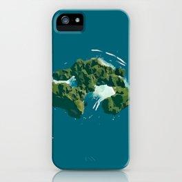 Phi Phi Island of Thailand iPhone Case