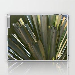 Fine Art Desert Plant in Dogtown Laptop & iPad Skin