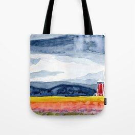 Windmills and Daydreams Tote Bag