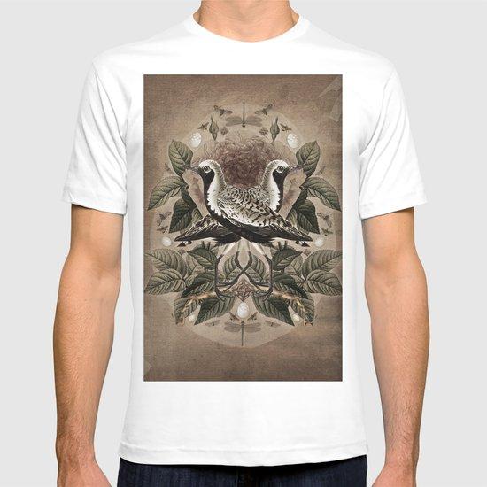Pluvialis squatarola T-shirt