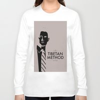 dale cooper Long Sleeve T-shirts featuring Cooper by Lindsay Happ