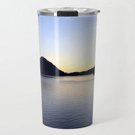 Salish Sea Sunset - Canada Travel Mug