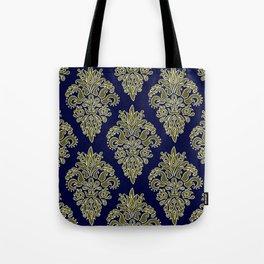 Ornate Vintage Pattern Tote Bag