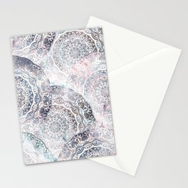 GALAXY BOHO MANDALAS Stationery Cards