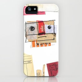 At least we tried. iPhone Case