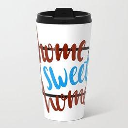 Home Sweet Home Kansas Travel Mug
