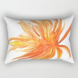 Hoja de Palmera Rectangular Pillow