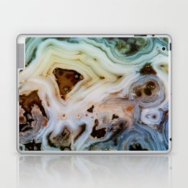 THE BEAUTY OF MINERALS Laptop & iPad Skin