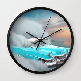 Bye Bye Get High Wall Clock