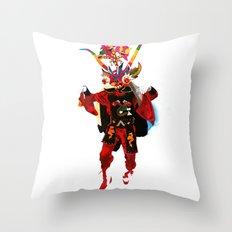 diablo Throw Pillow