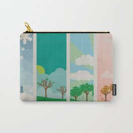 all four seasons Carry-All Pouch