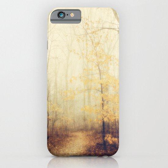 January hush iPhone & iPod Case